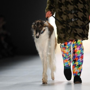 Barsoi Cita für Fashion Week 2015